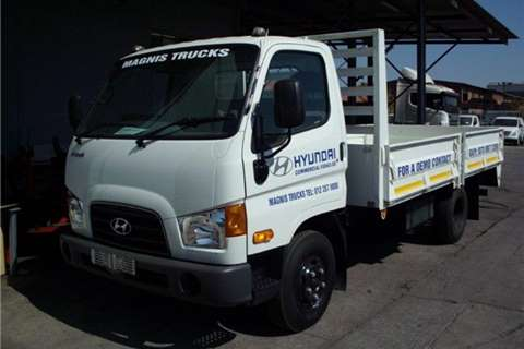 Hyundai Other HD 65 Dropside Truck