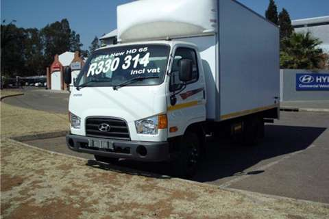 Hyundai Other HD 65 Van Body Truck