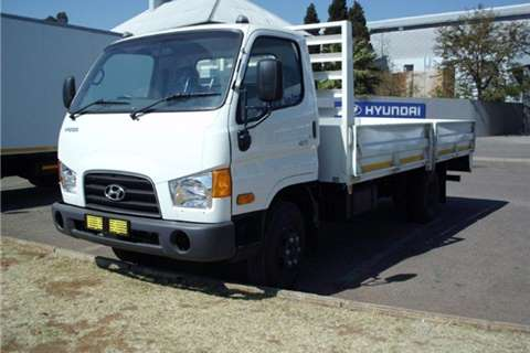Hyundai Other HD 72 Dropside Truck