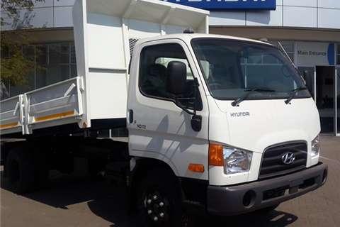Hyundai Tipper HD 72 Tipper Truck