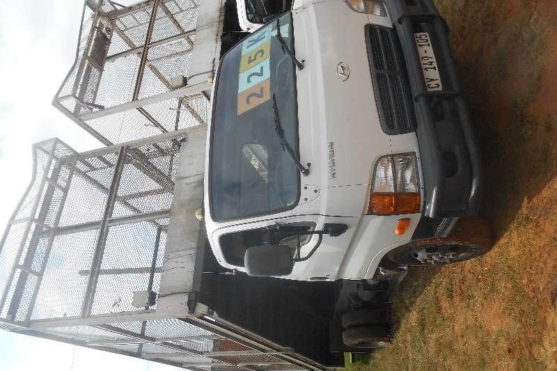 Hyundai Tipping body HD72 3.5 ton Cage Tipping body Truck