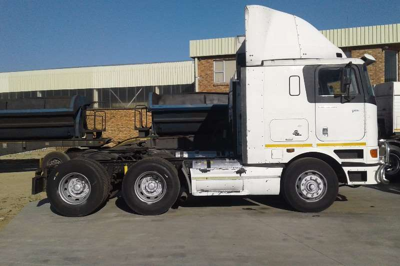 INTERNATIONAL CONTRACTS FOR SIDE TIPPER AVAILABLE Truck