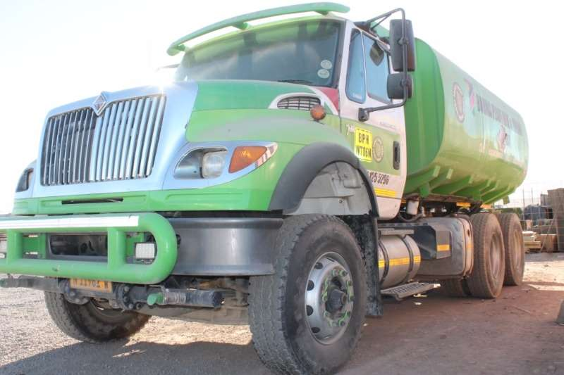 Truck International Water Tanker 7600 Water Tanker 0