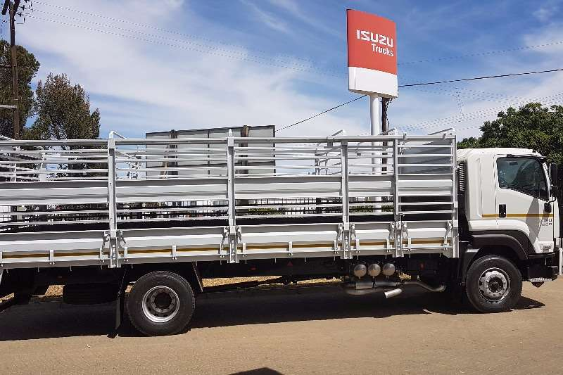 Isuzu Cattle body 17-360 Double deck Skaap / Bees bak met Yost Hak Truck