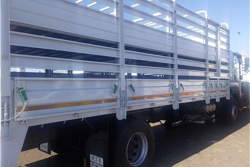 Isuzu Cattle body FXR 17-360 Demo Cattle/Sheep Deck -147 Truck