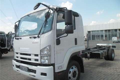 Isuzu Chassis cab FSR 800 Manual Truck