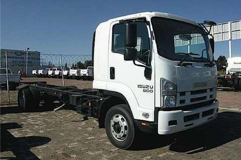 Isuzu Chassis cab FSR 800 SWB Truck