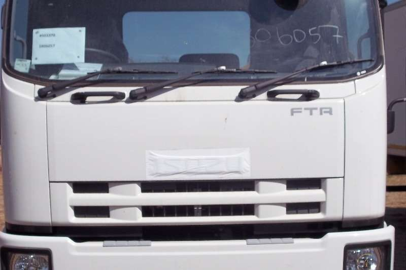 Isuzu Chassis cab FTR 850 Truck