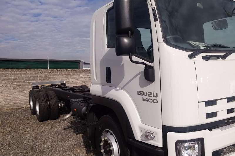 Isuzu Chassis cab FVZ 1400 Auto Chassis Cab Only Truck