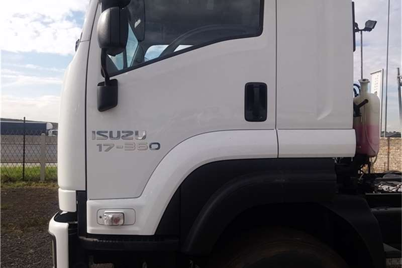Isuzu Chassis cab FXR 17-360 Chassis Auto Truck