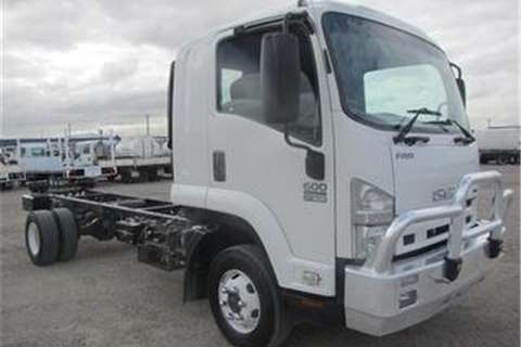 Isuzu Chassis cab NEW FRR 600 AMT Truck