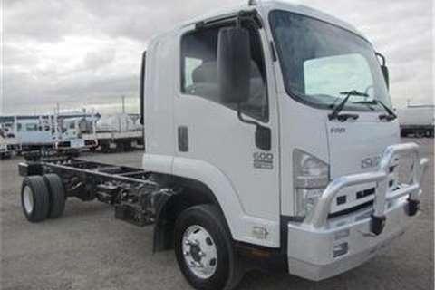 Isuzu Chassis cab NEW FRR 600 AMT Truck