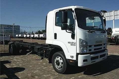 Isuzu Chassis cab NEW FSR 800 SWB Truck
