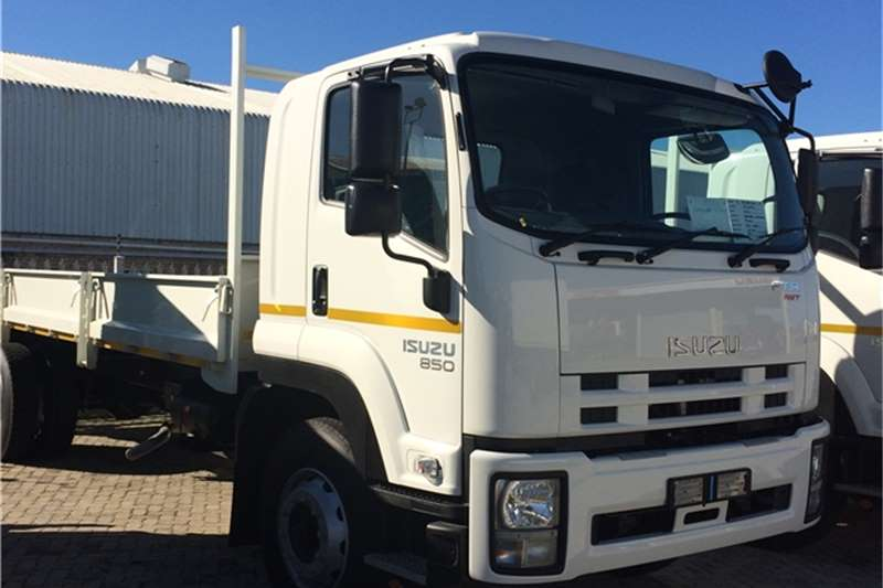 Isuzu Chassis cab NEW FTR 850 AMT Truck