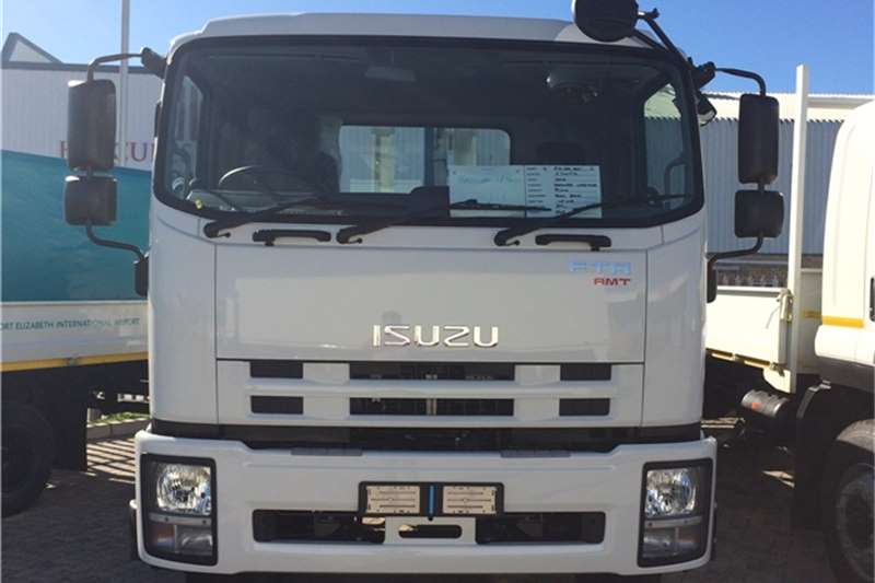 Isuzu Chassis cab NEW FTR 850 AMT Chassis cab Truck