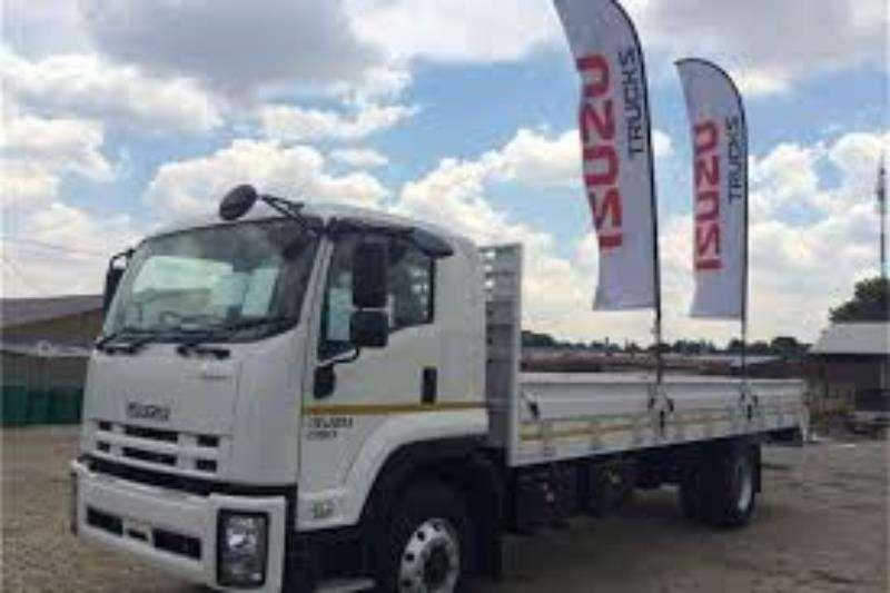 Truck Isuzu Chassis Cab NEW FTR 850 Manual 2018