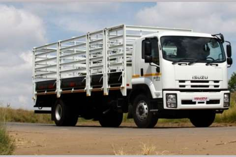 Isuzu Chassis cab NEW FVR 900 Truck