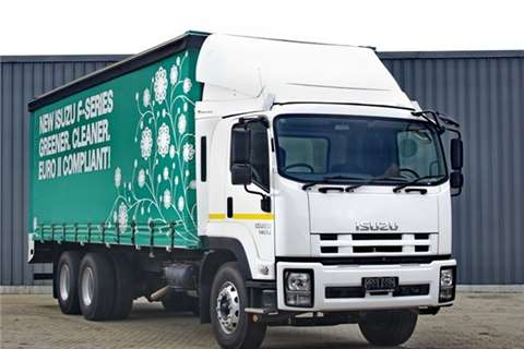 Truck Isuzu Chassis Cab NEW FVZ 1400 Chassis cab 2018