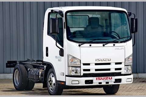 Truck Isuzu Chassis Cab NEW NLR 150 Chassis Cab 2018