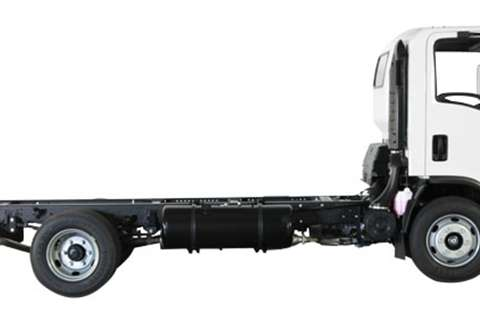 Isuzu Chassis cab NEW NLR 150 Chassis Cab Truck