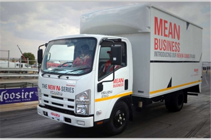 Isuzu Chassis cab NMR 250 AMT Chassis Cab  Truck
