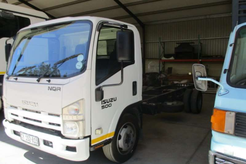 Isuzu Chassis cab NQR 500 Truck