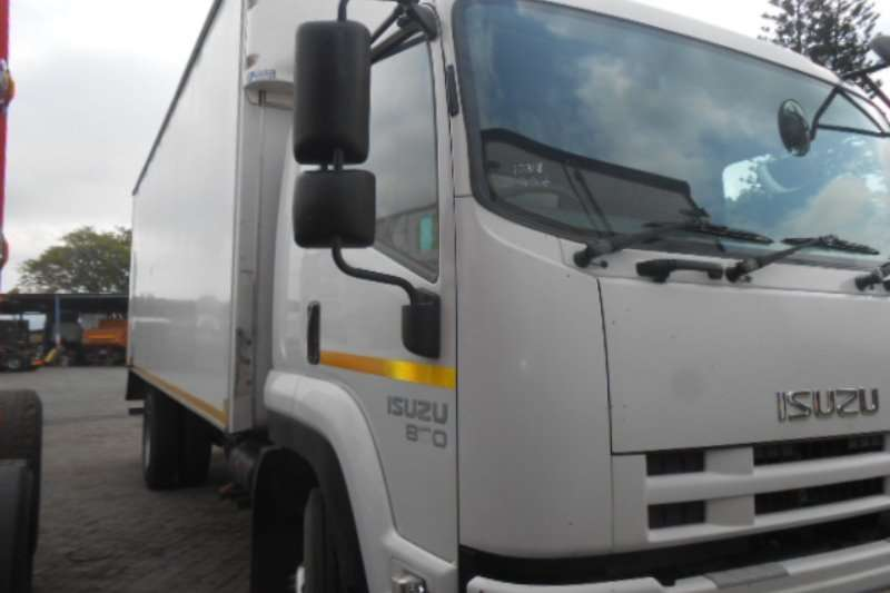 Isuzu Closed body FTR850 Truck