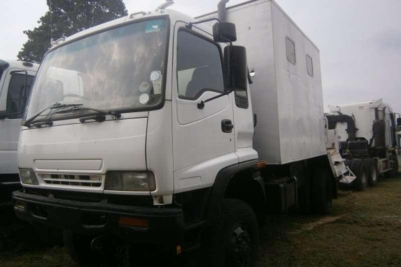 Isuzu Closed body FTS 750 Truck