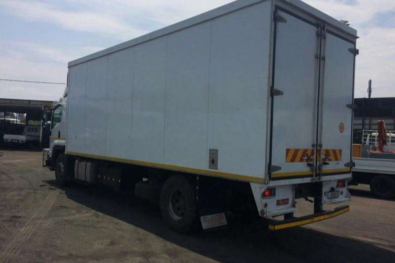 Isuzu Closed body FVR 900T BOX BODY Truck