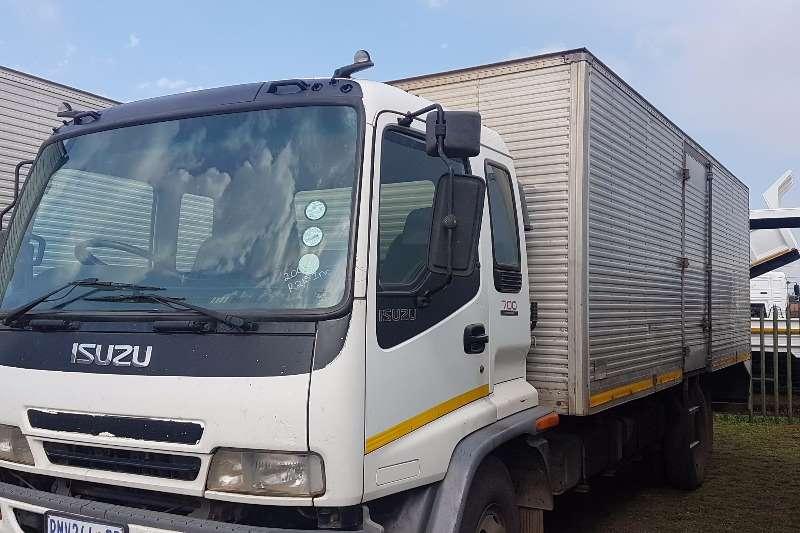 Isuzu Closed body Isuzu FSR 700 Truck