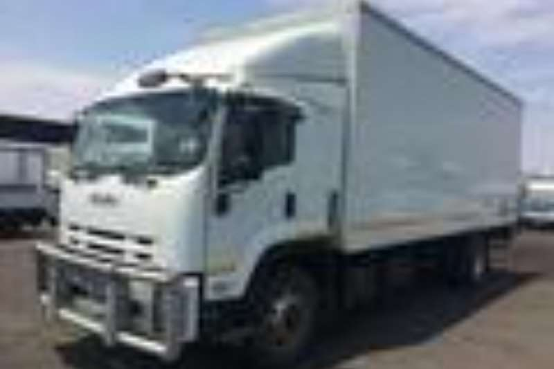 Isuzu Closed body ISUZU FTR 850 BOX BODY  (2 TO CHOOSE FROM) Truck