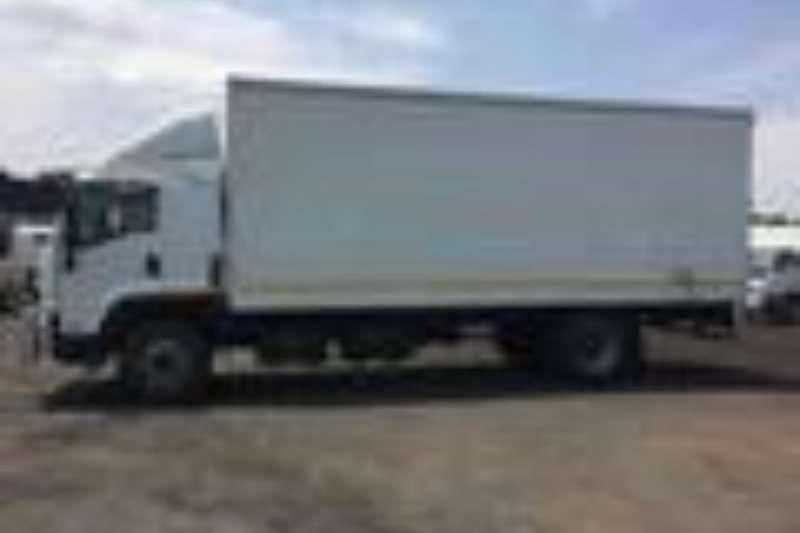 Isuzu Closed body ISUZU FTR 850 BOX BODY Truck