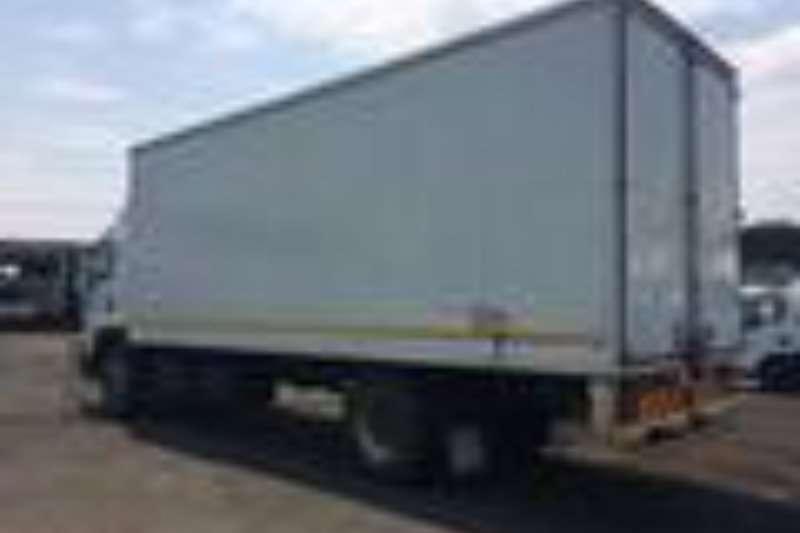 Isuzu Closed body ISUZU FTR 850 RIGID BOX BODY TRUCK Truck