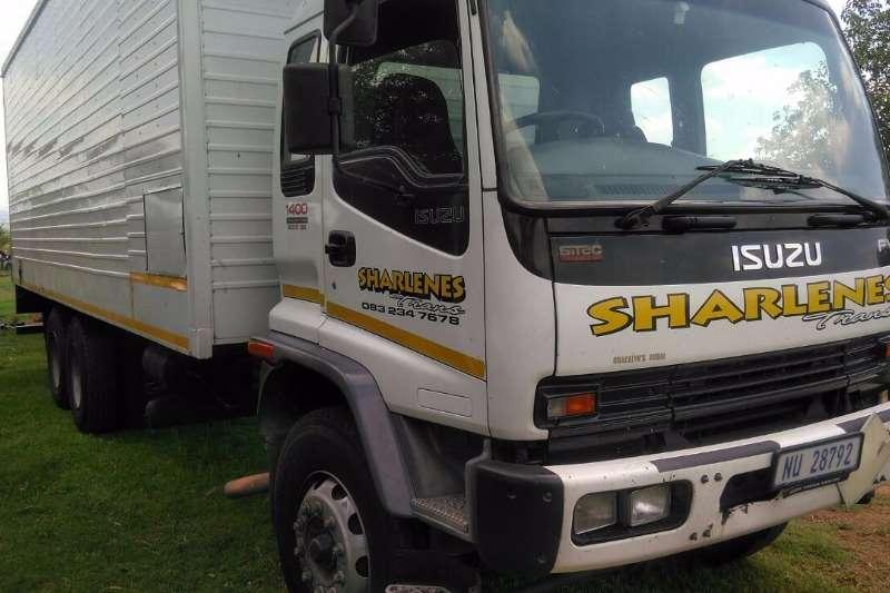 Isuzu Closed body Isuzu FVZ 1400 Truck