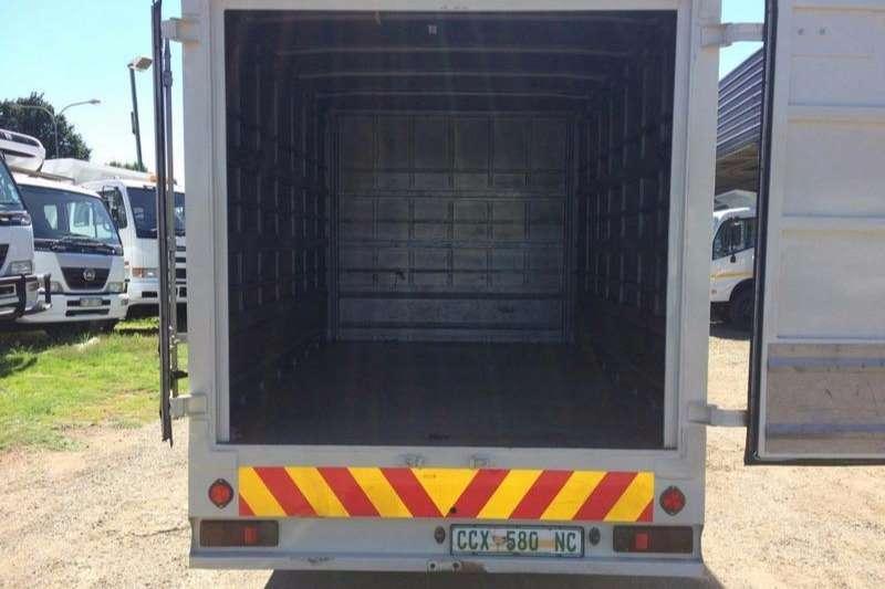 Isuzu Closed body ISUZU NMR 250 BOX BODY Truck