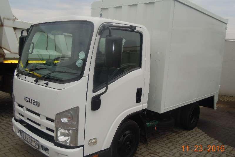 Isuzu Closed body NLR 150 Truck