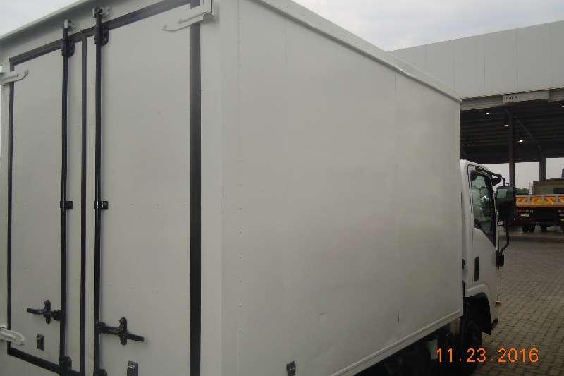 Isuzu Closed body NLR 250 SWB Truck