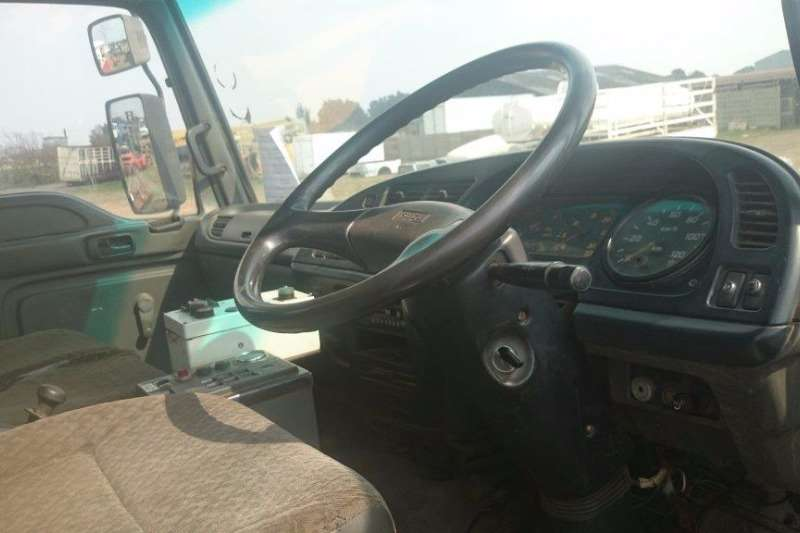 Isuzu Compactor FVZ 1600 Truck