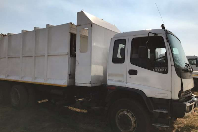 Isuzu Compactor FVZ1400 Truck
