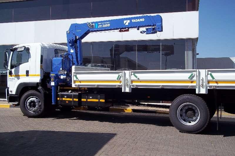 Isuzu Crane truck FTR 850 Truck