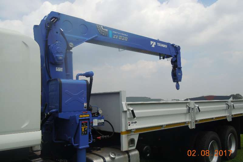 Isuzu Crane truck FVZ 1400 Truck