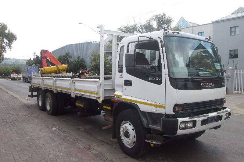 Isuzu Crane truck FVZ1400 Truck