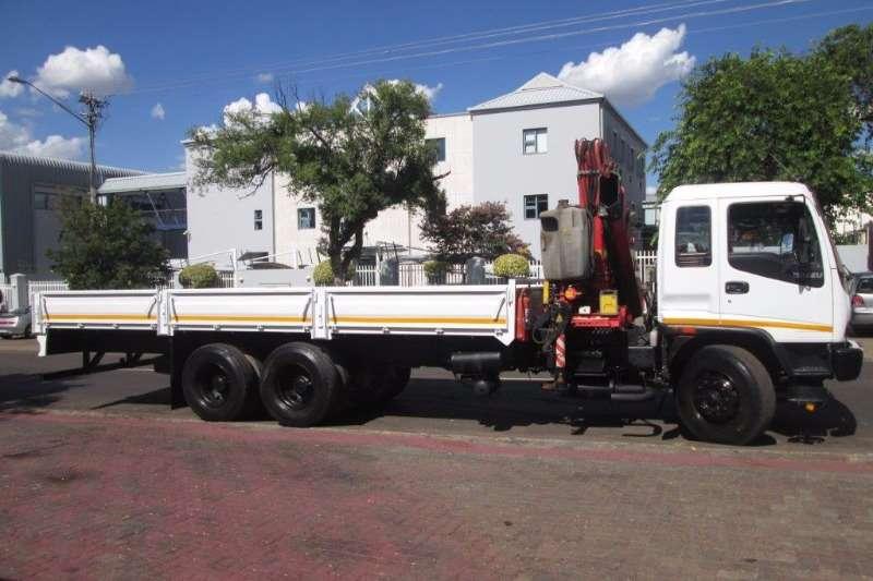 Isuzu Crane truck ISUZU FVZ1400 WITH FASSI F170 CRANE Truck