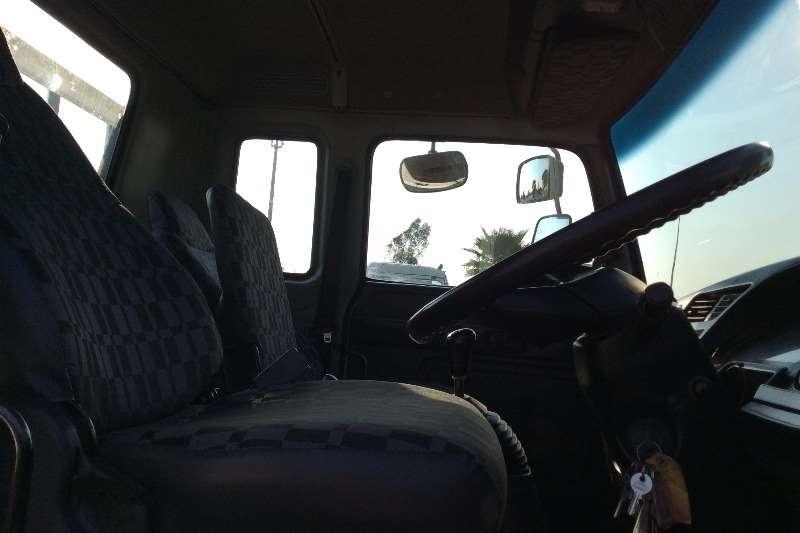 Isuzu Curtain side FTR800 Dropside Truck