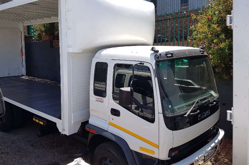 Isuzu Curtain side FVZ1400 Truck