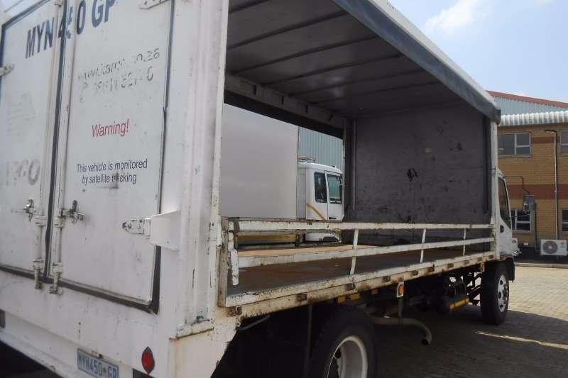 Isuzu Curtain side ISUZU FSR 700 TAUTLINER Truck