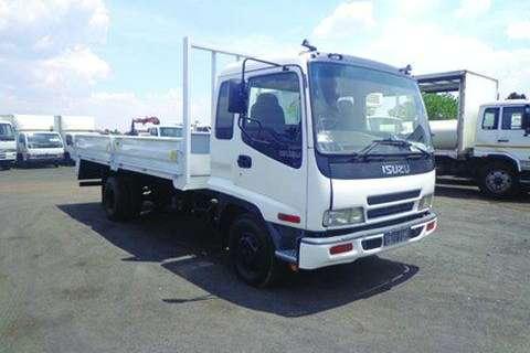 Isuzu Dropside FRR 500 Dropside body- Truck