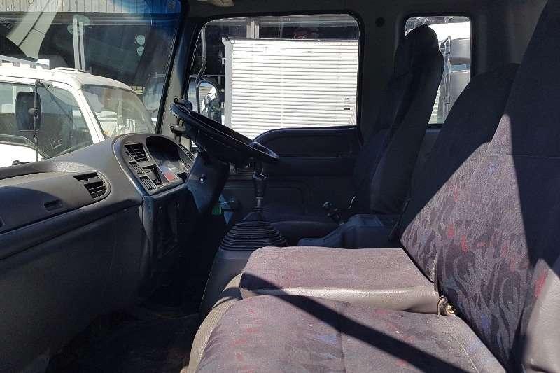 Isuzu Dropside FRR500 Truck