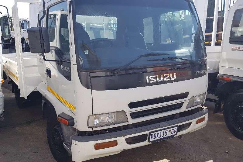 Isuzu Dropside FRR500 6 TON Truck