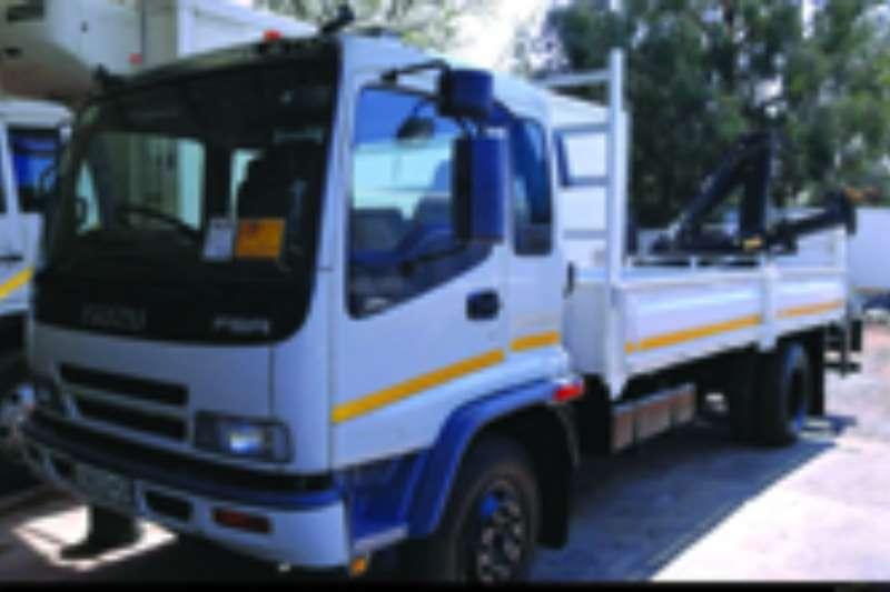 Truck Isuzu Dropside FSR 700 2007